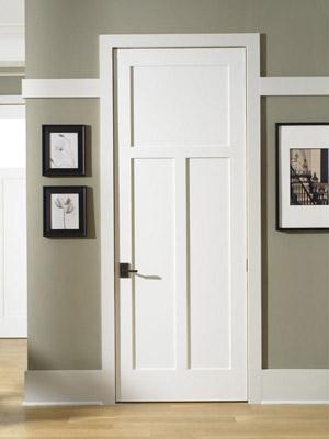 Medium Density Fiber And Molded Interior Doors Are Perfect