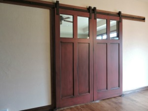 You Can Make Any Door In Your House Have A Distinct Character. Barn Doors  Use A Kind Of Barn Door Track System And Are Visually Appealing And  Practical.